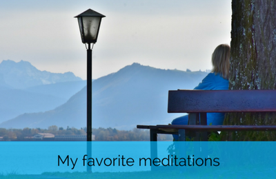 Favorite Meditations SMALL